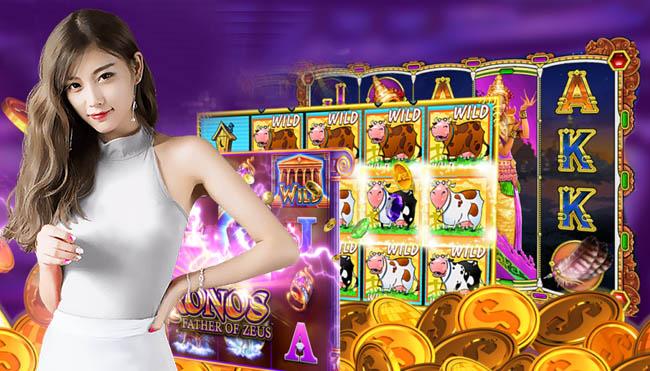 Get Jackpot Wins at Online Slot Gambling